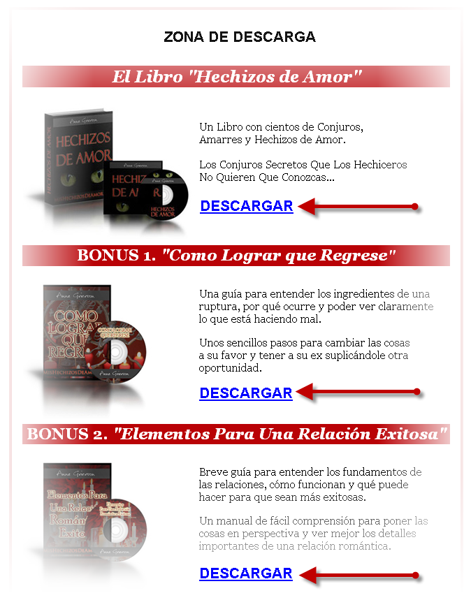 DESCARGA MANUAL HECHIZOS DE AMOR ANNE GRIERSON